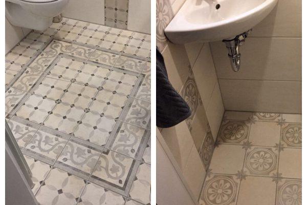 Badezimmer Dusche Fliesen